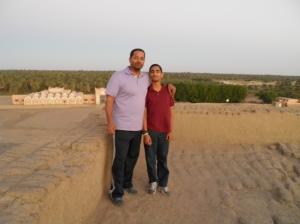 Kerma with Tariq