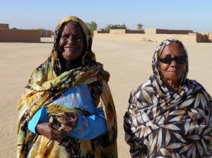 Hospitable residents of Sarkamatto